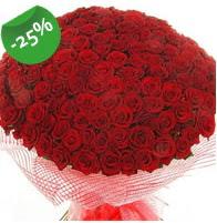 151 adet sevdiğime özel kırmızı gül buketi  Antalya Melisa çiçek siparişi sitesi