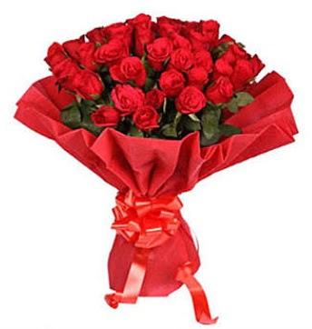 41 adet gülden görsel buket  Antalya Melisa çiçek satışı