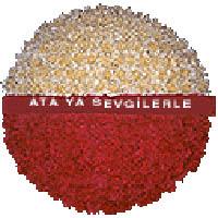 arma anitkabire - mozele için  Antalya Melisa çiçek gönderme sitemiz güvenlidir