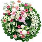 son yolculuk  tabut üstü model   Antalya Melisa uluslararası çiçek gönderme
