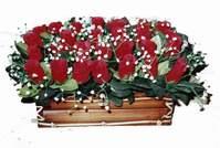 yapay gül çiçek sepeti   Antalya Melisa çiçek siparişi vermek