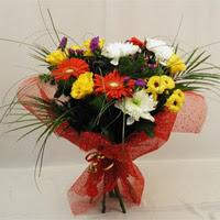 Antalya Melisa hediye çiçek yolla  Karisik mevsim demeti