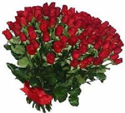 51 adet kirmizi gül buketi  Antalya Melisa çiçekçiler