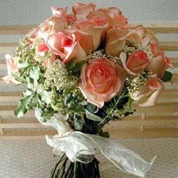 12 adet sonya gül buketi    Antalya Melisa çiçek gönderme