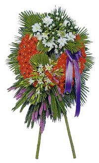 Antalya Melisa cicek , cicekci  cenaze çelengi