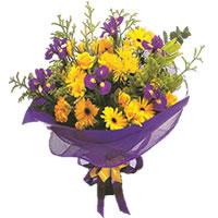 Antalya Melisa çiçek gönderme sitemiz güvenlidir  Karisik mevsim demeti karisik çiçekler