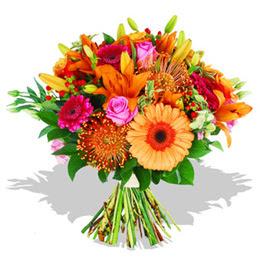 Antalya Melisa çiçekçi telefonları  Karisik kir çiçeklerinden görsel demet