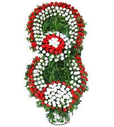 Görsel Cenaze çiçek , cenaze çiçek , çelengi  Antalya Melisa uluslararası çiçek gönderme