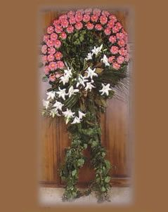 Antalya Melisa çiçek yolla  Cenaze çelenk , cenaze çiçekleri , çelengi