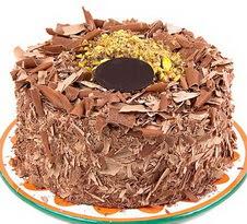 çikolatali 4 ile 6 kisilik yas pasta  Antalya Melisa çiçek servisi , çiçekçi adresleri
