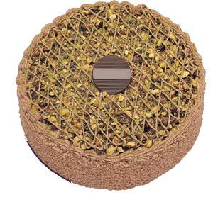 Krokanli 4 ile 6 kisilik yas pasta leziz  Antalya Melisa çiçek gönderme