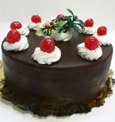 4 ile 6 kisilik yas pasta çikolatali taze pastaci  Antalya Melisa anneler günü çiçek yolla