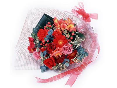 Karisik buket çiçek modeli sevilenlere  Antalya Melisa uluslararası çiçek gönderme
