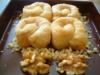 tatli siparisi Essiz lezzette 1 kilo bülbül yuvasi  Antalya Melisa cicekciler , cicek siparisi