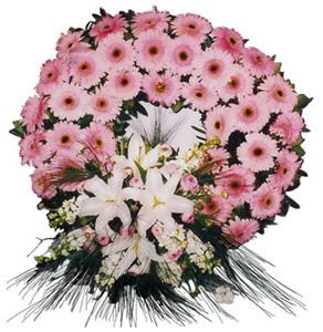 Cenaze çelengi cenaze çiçekleri  Antalya Melisa çiçek siparişi vermek