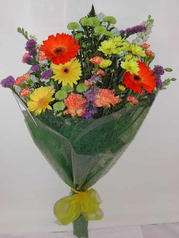 karisik kir çiçek buketi çiçek gönderimi  Antalya Melisa cicekciler , cicek siparisi