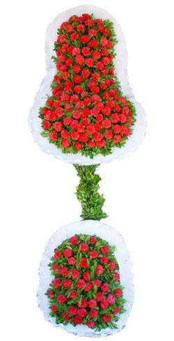 Dügün nikah açilis çiçekleri sepet modeli  Antalya Melisa cicek , cicekci