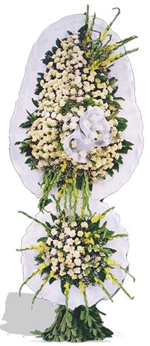 Dügün nikah açilis çiçekleri sepet modeli  Antalya Melisa çiçek gönderme sitemiz güvenlidir