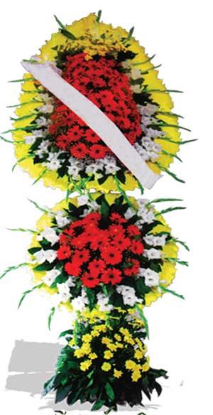 Dügün nikah açilis çiçekleri sepet modeli  Antalya Melisa çiçek yolla