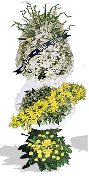 Dügün nikah açilis çiçekleri sepet modeli  Antalya Melisa çiçek , çiçekçi , çiçekçilik