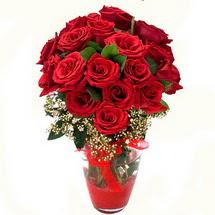 Antalya Melisa çiçek siparişi sitesi   9 adet kirmizi gül