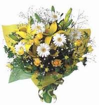 Antalya Melisa ucuz çiçek gönder  Lilyum ve mevsim çiçekleri