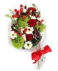 Kız arkadaşıma hediye mevsim demeti  Antalya Melisa online çiçek gönderme sipariş