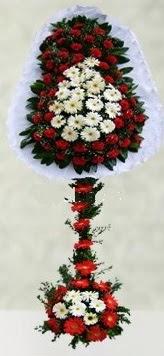 Antalya Melisa internetten çiçek satışı  çift katlı düğün açılış çiçeği