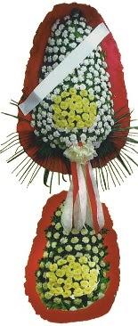 Çift katlı düğün açılış çiçeği  Antalya Melisa çiçek servisi , çiçekçi adresleri
