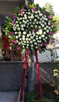 Antalya Melisa internetten çiçek siparişi  Cenaze Çelengi  Antalya Melisa çiçek siparişi sitesi