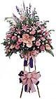 Antalya Melisa güvenli kaliteli hızlı çiçek   Ferforje Pembe kazablanka