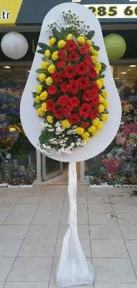Tek katlı düğün nikah açılış çiçeği  Antalya Melisa çiçek siparişi vermek