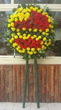 Cenaze çelengi çiçek modeli  Antalya Melisa çiçek mağazası , çiçekçi adresleri