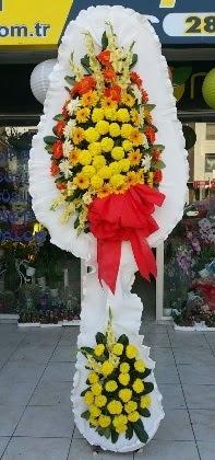 Çift katlı düğün nikah açılış çiçeği  Antalya Melisa güvenli kaliteli hızlı çiçek