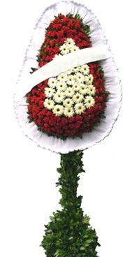 Çift katlı düğün nikah açılış çiçek modeli  Antalya Melisa Melisa İnternetten çiçek siparişi