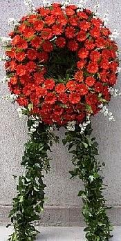 Cenaze çiçek modeli  Antalya Melisa çiçekçi mağazası