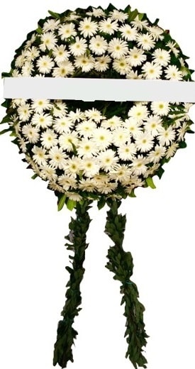 Cenaze çiçekleri modelleri  Antalya Melisa internetten çiçek siparişi