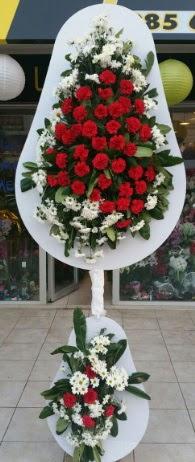 2 katlı nikah çiçeği düğün çiçeği  Antalya Melisa çiçek gönderme