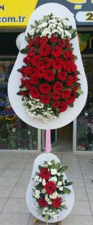 Çift katlı düğün nikah işyeri açılış çiçeği  Antalya Melisa Melisa İnternetten çiçek siparişi