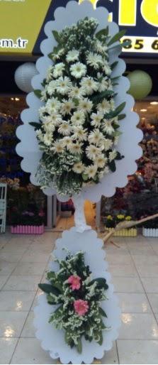 Çift katlı düğün nikah açılış çiçeği  Antalya Melisa çiçekçi telefonları