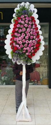 Tekli düğün nikah açılış çiçek modeli  Antalya Melisa çiçek satışı