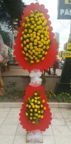 Düğün nikah açılış çiçek modeli  Antalya Melisa çiçek siparişi sitesi