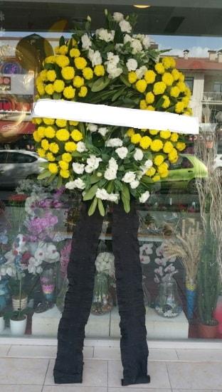Cenaze çiçek modeli cenaze çiçeği  Antalya Melisa çiçekçi telefonları