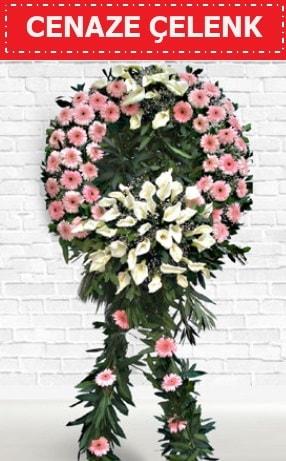 Çelenk Cenaze çiçeği  Antalya Melisa hediye çiçek yolla
