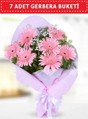 Pembe Gerbera Buketi  Antalya Melisa çiçek , çiçekçi , çiçekçilik