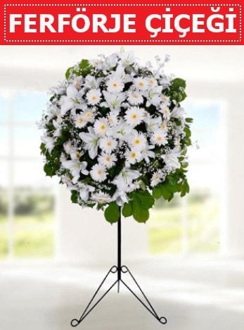 Ferförje aranjman çiçeği  Antalya Melisa ucuz çiçek gönder
