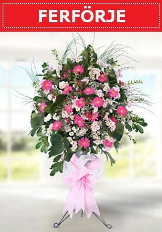 Ferförje düğün nikah açılış çiçeği  Antalya Melisa çiçek yolla